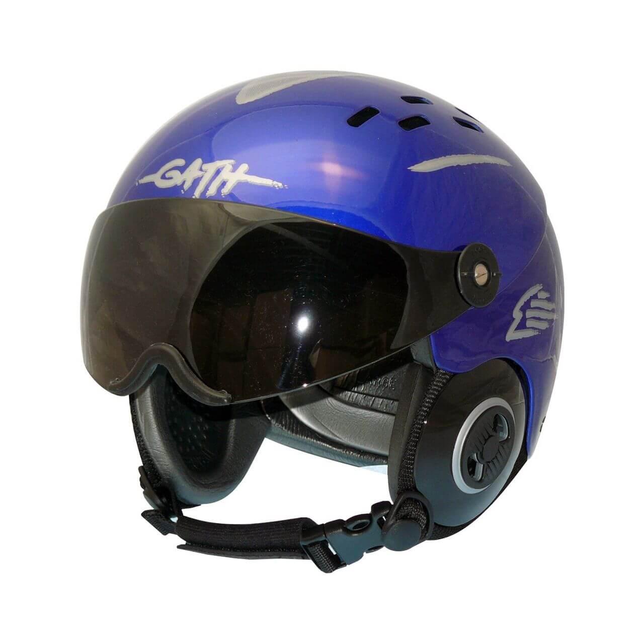 51fe9a57c9cd0 Gath Half Face Visor (Gedi SFC) - Extreme Sports