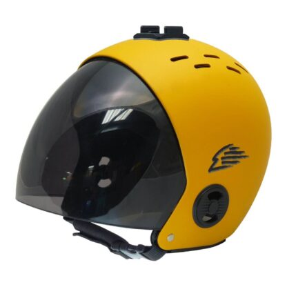 Go pro mount for RV helmet