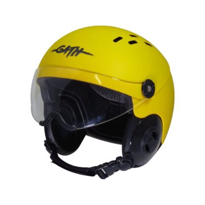 Gath Half Face Visor on a Gedi