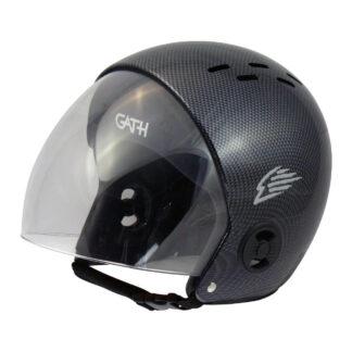 Gath helmet replacement retractable visor - clear